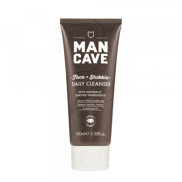 Face & Stubble Daily Cleanser