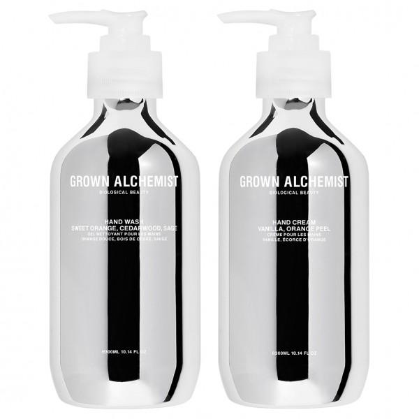 Silver Kit Hand Wash + Hand Cream