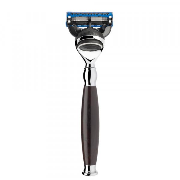 SOPHIST 5-Klingen-Rasierer Gillette® Fusion? Grenadillholz
