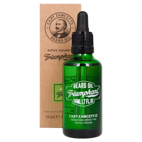 Triumphant Beard Oil
