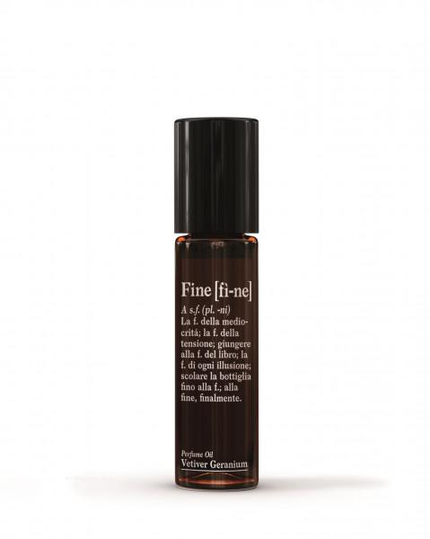 Fine Vetiver Geranium Parfümöl