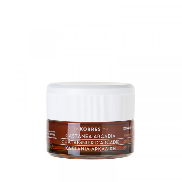 Korres Castanea Arcadia Night Cream
