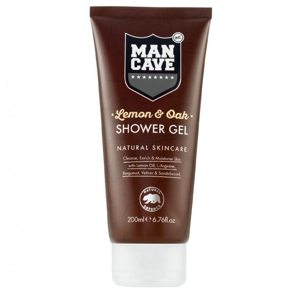Lemon & Oak Shower Gel
