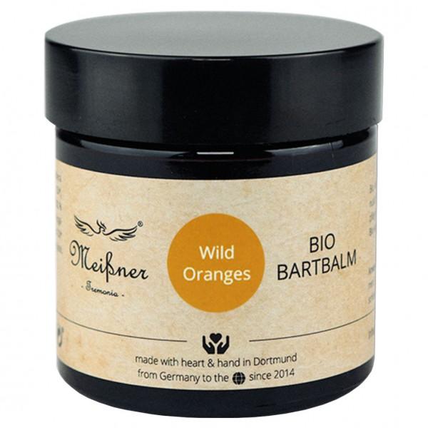 Bio Bartbalm Wild Oranges