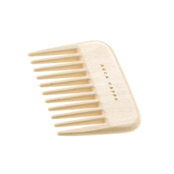 Wooden Comb Afro