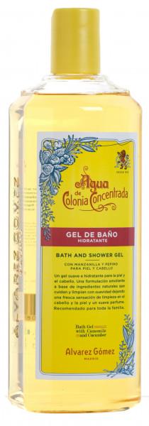 Moisturizing Bath and Shower Gel