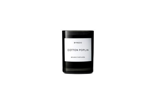 Cotton Poplin Bougie Parfumée