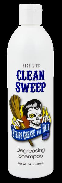 Clean Sweep Shampoo