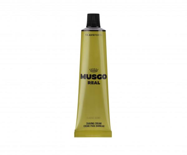 Shaving Cream classic musgo real