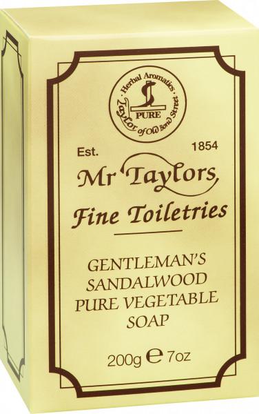 Gentleman's Sandalwood Soap