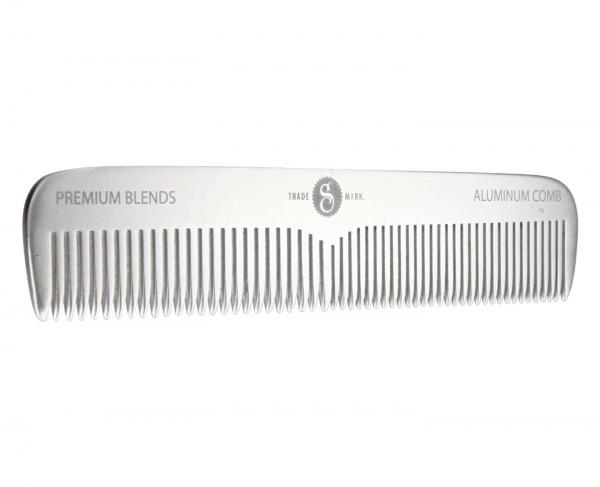 Suavecito Deluxe Metal Large Comb