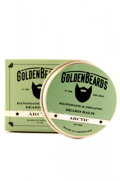 Golden Beards Beard Balm Arctic