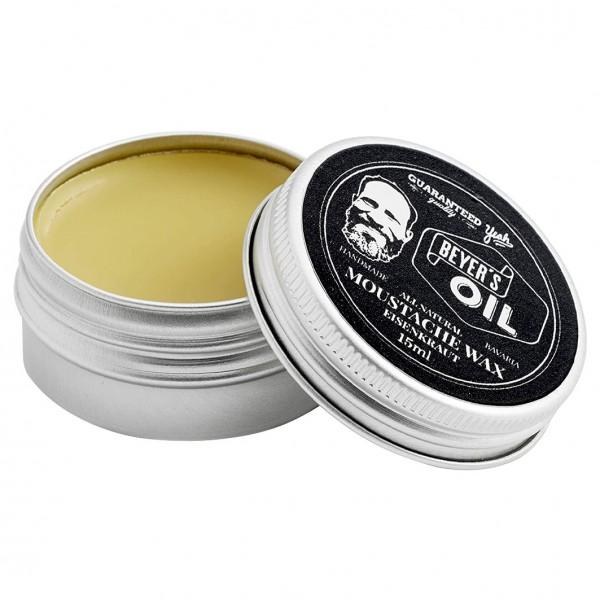 Beyer's Oil Moustache Wax Eisenkraut (Bartwichse)