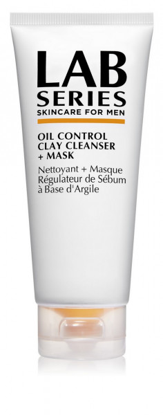 Oil Control Cleansing Clay & Mask