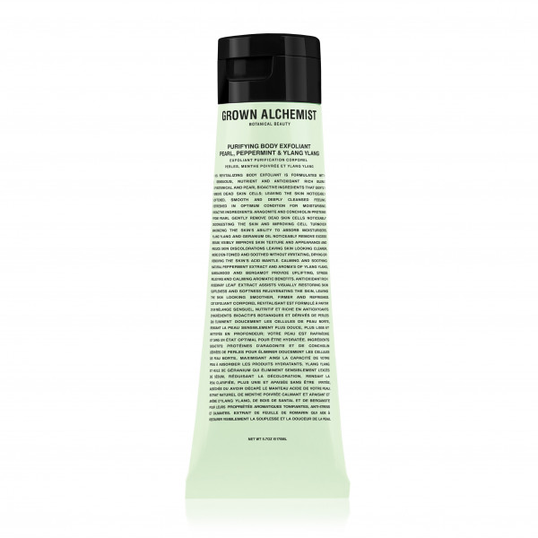 Body Exfoliant Reviving Ylang Ylang, Pearl & Peppermint