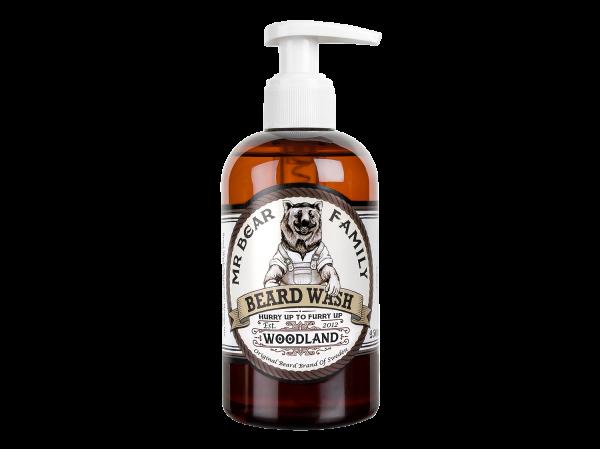Beard Wash Woodland