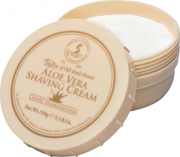Aloe Vera Shaving Cream von Taylor of Old Bond Street