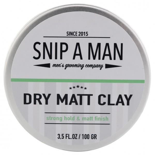 Dry Matt Clay