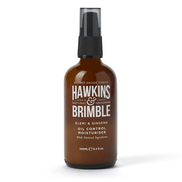 Hawkins & Brimble - Elemi & Ginseng Oil Control Moisturiser
