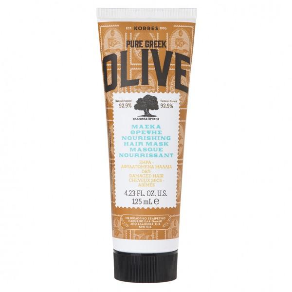 Pure Olive Nourishing Hair Mask