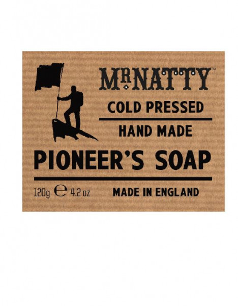 Mr. Natty Pioneers Soap