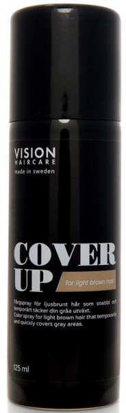 Cover Up for light brown hair vision haircare
