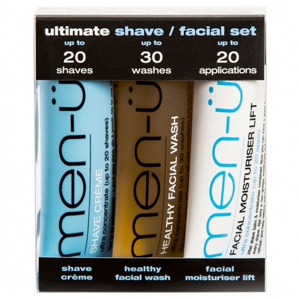 The Ultimate Shave and Face Set