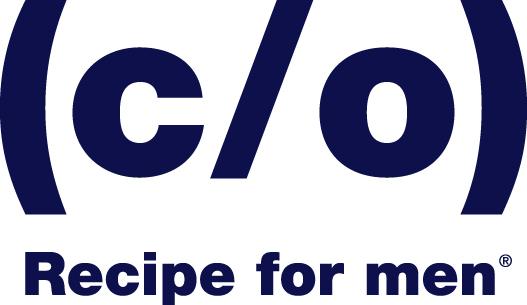 c/o Recipe for men