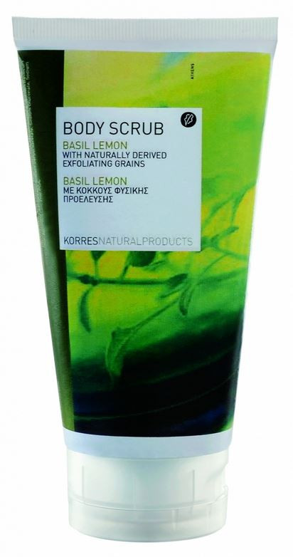 korres-natural-products-body-scrub-basil-lemon-koerperpeeling