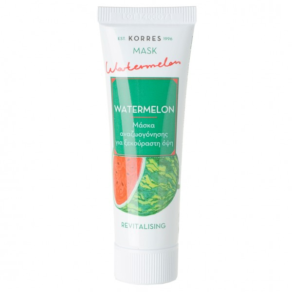 Watermelon Revitalising Mask