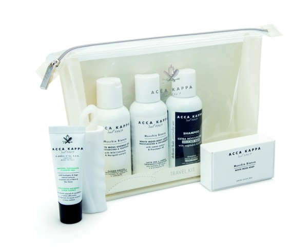 Muschio Bianco Travel Kit