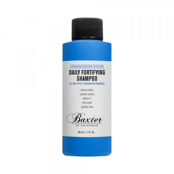 Baxter of California Daily Fortifying Shampoo Travel Size