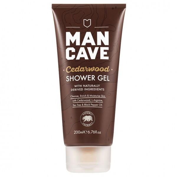 Cedarwood Shower Gel