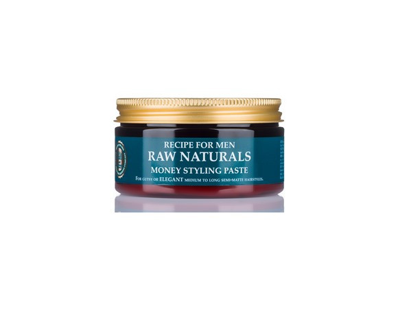 Recipe for men - Raw Naturals Money Styling Paste
