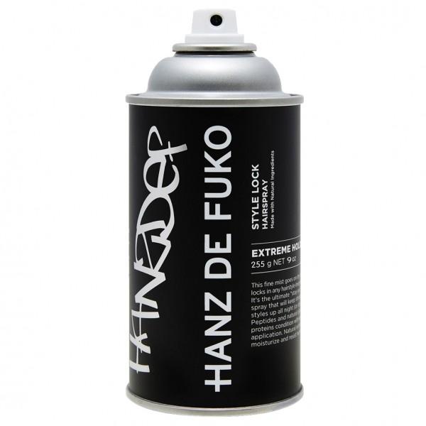 Style Lock Hairspray