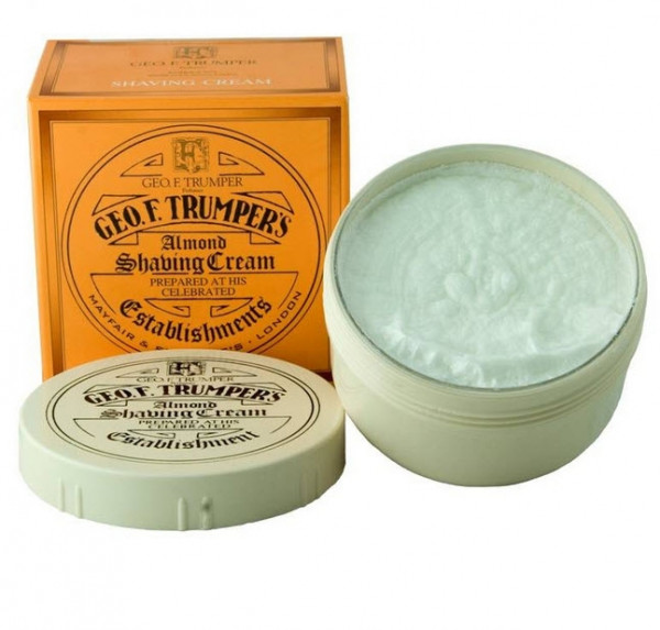 Almond Oil Soft Shaving Cream Bowl