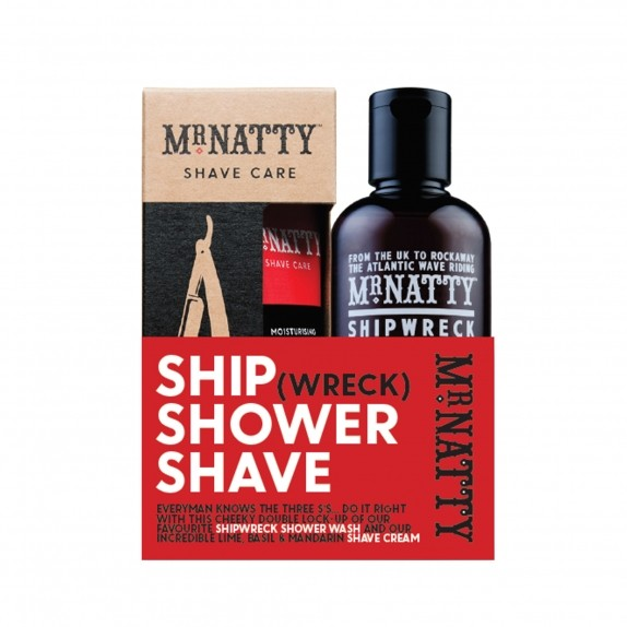 Mr. Natty Shio Shower Shave