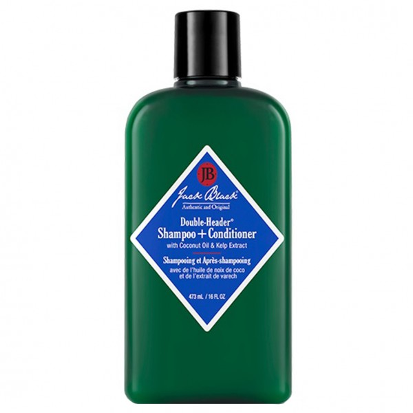 Double-Header Shampoo + Conditioner