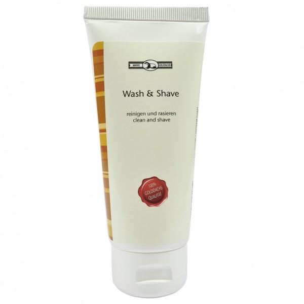 Wash & Shave