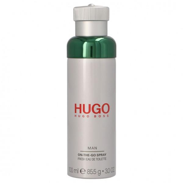 Hugo Man Edt Spray On The Go Spray - Fresh Edt Spray (100 ml)