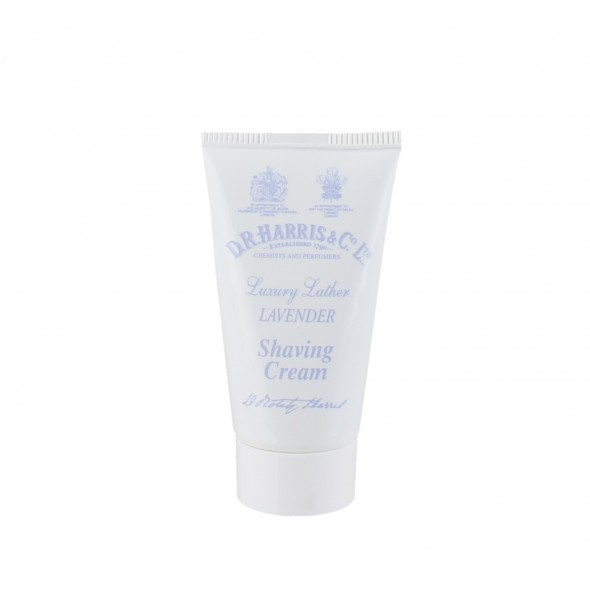 Lavender Trial Size Shaving Cream Tube
