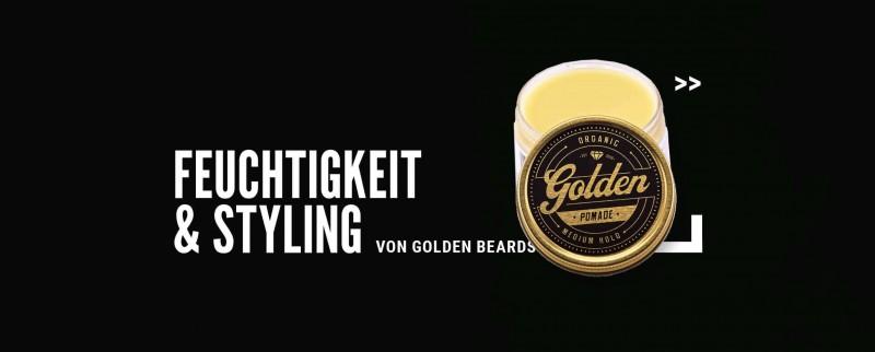 Golden Beards Pomade