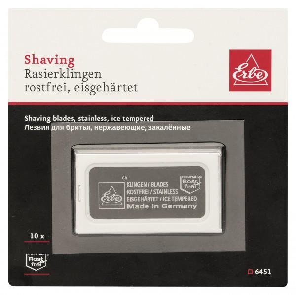 Erbe Solingen Shaving Rasierklingen
