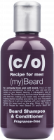 (c/o) Recipe for men (my)Beard Beard Shampoo & Conditioner