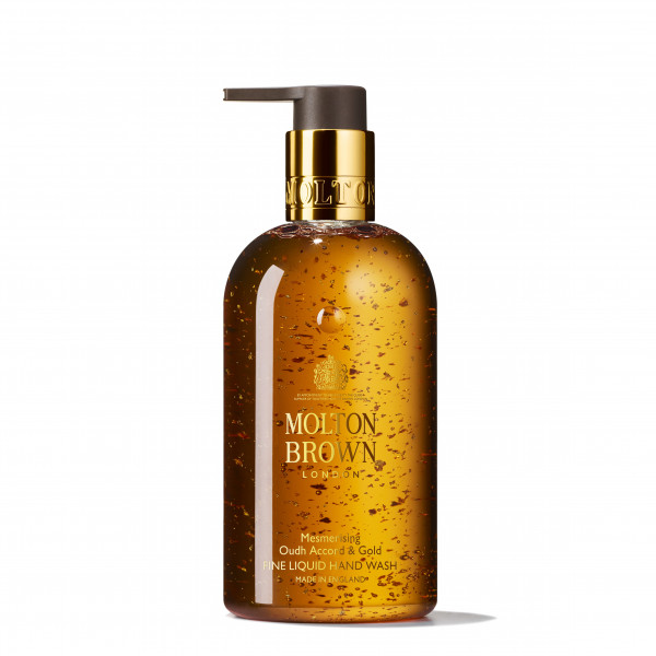 Mesmerising Oudh Accourd & Gold Hand Wash