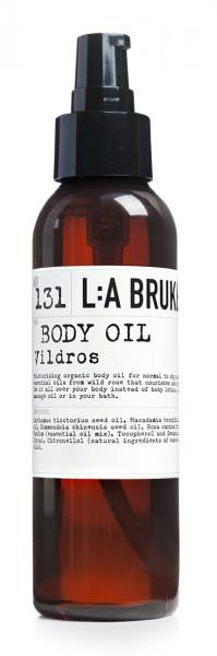 No. 131 Body Oil Wild Rose