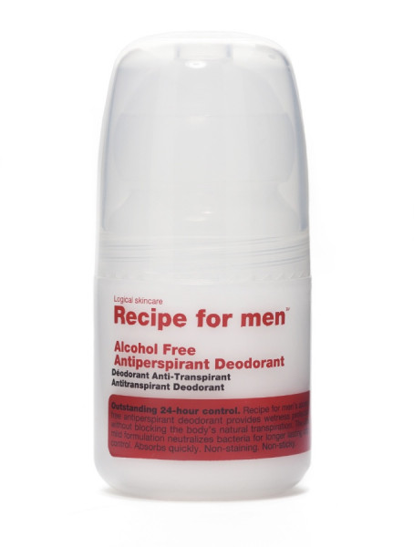 Alcohol Free Antiperspirant Deodorant