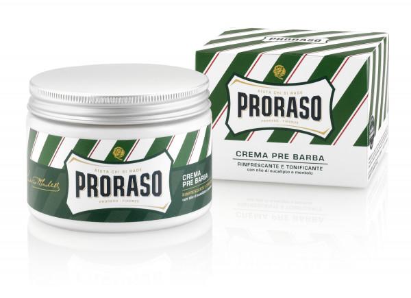 Professional Preshave Creme Refresh Eucalyptus
