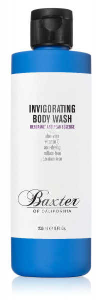 Baxter of California Invigorating  Body Wash  Bergamot and Pear Essence