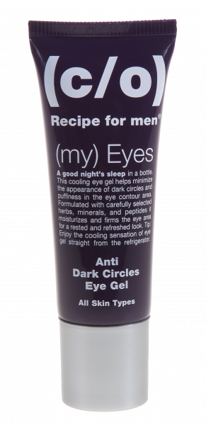 (c/o) Recipe for men (my)Eyes – Anti Dark Circles Eye Gel
